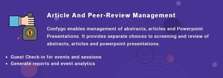 Article and Peer-review