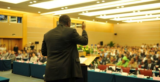 Plan and organize an Academic Conference