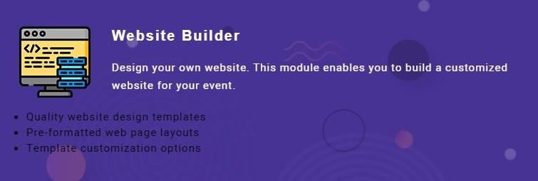 benefits of website builder