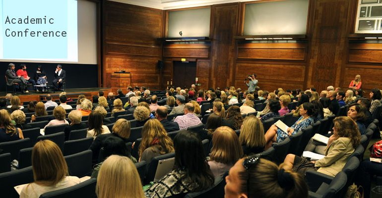 purpose of conducting an Academic Conference