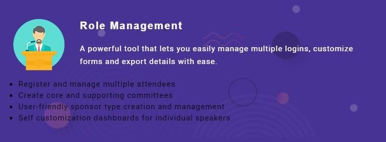 Role Management